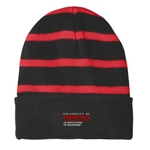 JB105<br>Striped Beanie