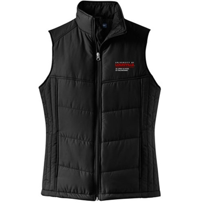 JB101<br>Ladies Puffy Vest