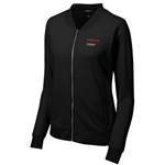 JB208<br>Ladies Lightweight French Terry Bomber