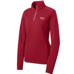 JB135<br>Ladies 1/4 Zip Pullover